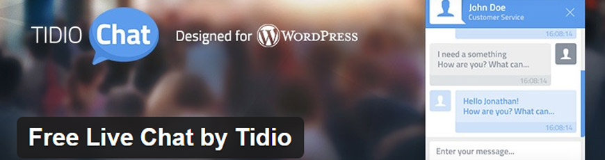 plugin free live chat tidio wordpress