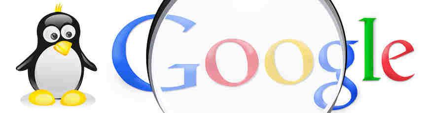 Google y su Pingüino