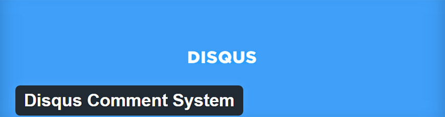 plugin wordpress disqus comment