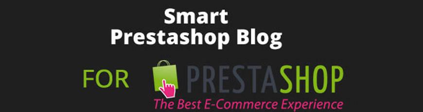 Módulo SmartBlog para blog en PrestaShop