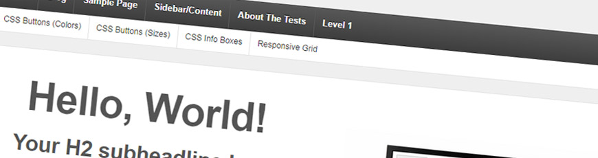 theme responsive wordpress