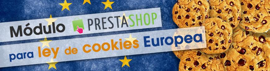 Módulo PrestaShop para la Ley de Cookies Europea