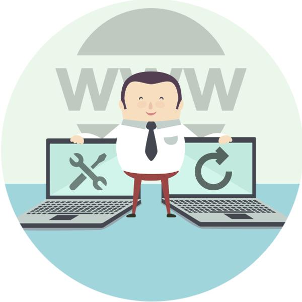 mantenimiento paginas web