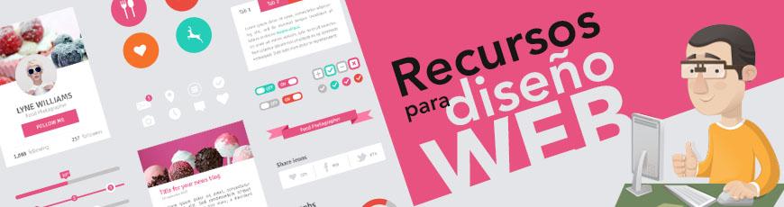 Recursos para diseño web