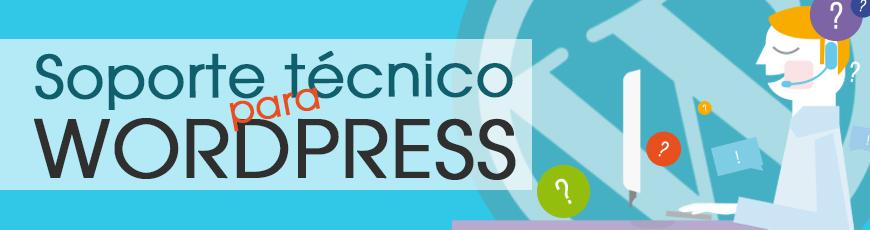 Soporte técnico para WordPress - iNova Cloud