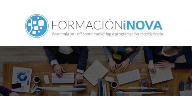 logotipo formacion inova inovacloud