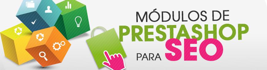 Módulos de PrestaShop para SEO