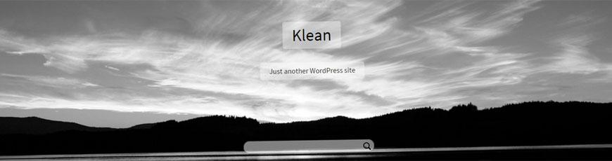 plantilla gratis wordpress klean