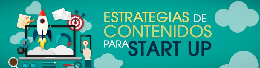 Estrategias de contenidos para start up