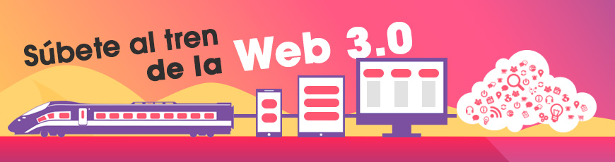 Súbete al tren de la web 3.0 para pymes